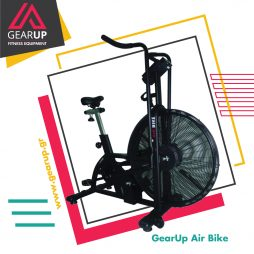 New Discounts - GearUp Air Bike