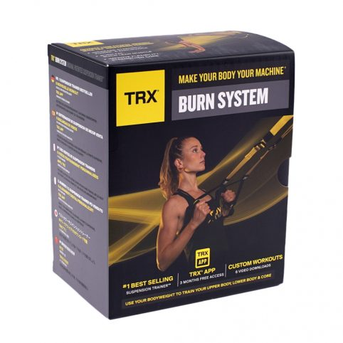 TRX-Burn box